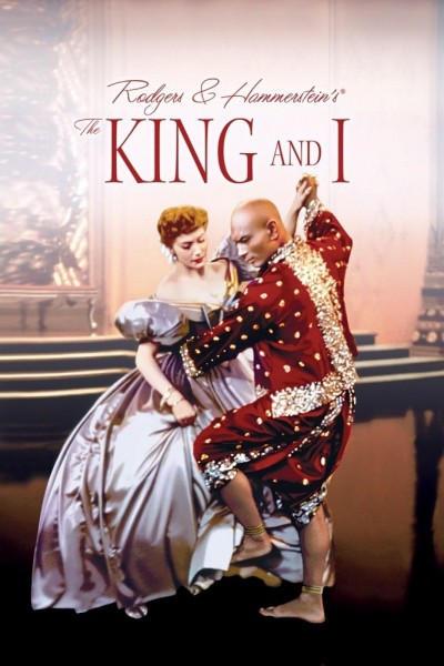 The King and I DVD - 01004 DVDF