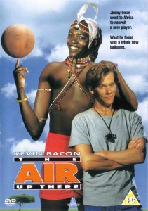 The Air Up There DVD - 10217930