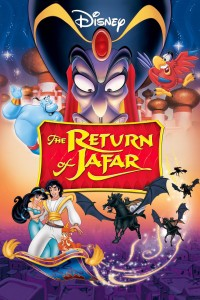 Aladdin: The Return of Jafar DVD - 10217933