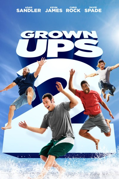 Grown Ups 2 DVD - 10225569
