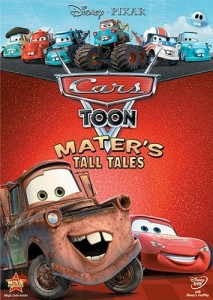 Cars Toons: Mater's Tall Tales DVD - 10217960