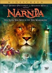 The Chronicles Of Narnia: The Lion, The Witch And The Wardrobe DVD - 10217964