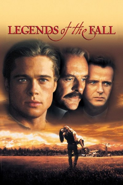 Legends of the Fall DVD - 10225774