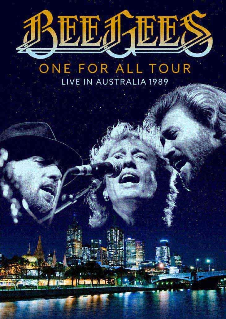 Bee Gees - One For All Tour DVD - 503450413077