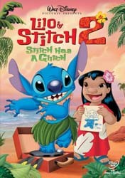 Lilo & Stitch 2 (Gold) DVD - 10218093