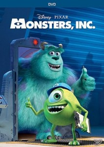 Monsters, Inc. DVD - 10218127