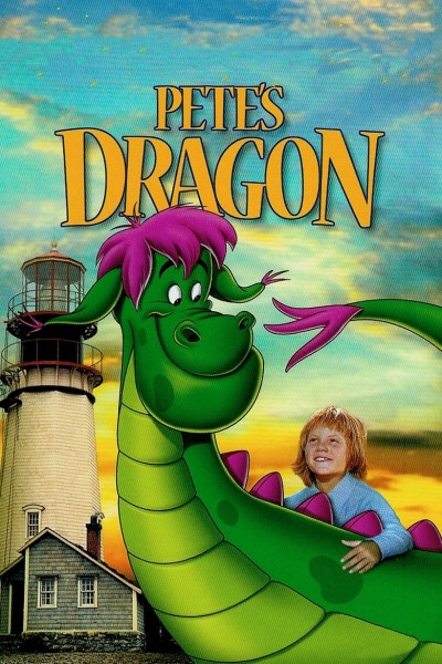 Pete's Dragon Special Edition (Gold) DVD - 10218160