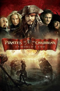 Pirates of the Caribbean: At World's End DVD - 10218166
