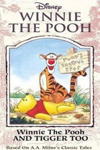 Winnie the Pooh and Tigger Too DVD - 10218247