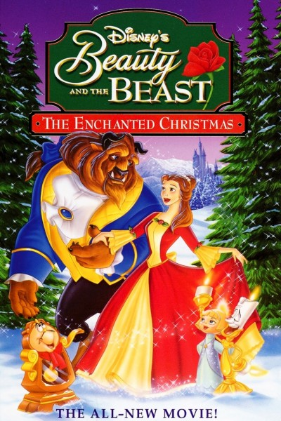 Beauty and the Beast: The Enchanted Christmas DVD - 10218321