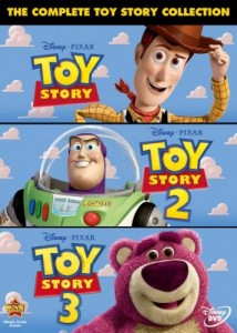 Toy Story 1,2 & 3 Box Set  DVD - 10218508