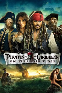 Pirates of the Caribbean: On Stranger Tides DVD - 10219064