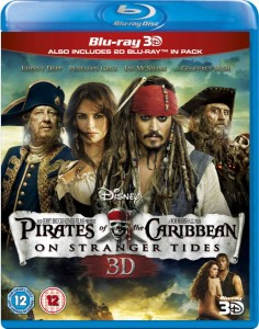 Pirates of the Caribbean: On Stranger Tides Blu-Ray+3D Blu-Ray - 10219065