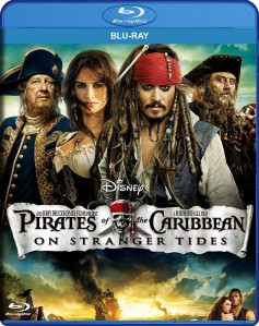Pirates of the Caribbean: On Stranger Tides Blu-Ray - 10219066