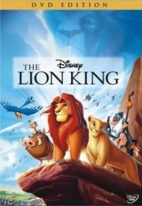 The Lion King DVD - 10219530