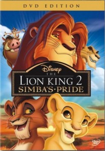 The Lion King 2: Simba's Pride DVD - 10219531