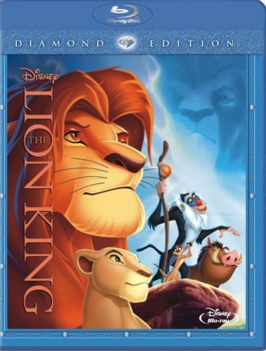 The Lion King Blu-Ray+DVD - 10219533