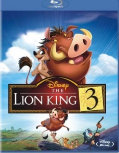 The Lion King 3: Hakuna Matata Blu-Ray+DVD - 10219535