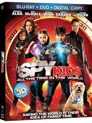 Spy Kids: All The Time In The World  Blu-Ray - 10219580