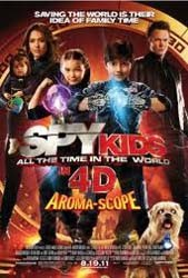 Spy Kids: All The Time In The World DVD - 10219587