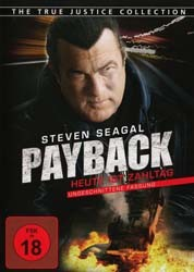 True Justice - Payback DVD - 10219592