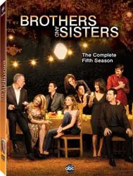 Brothers And Sisters Season 5 DVD - 10219602