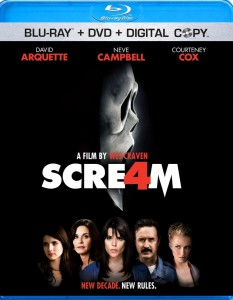 Scream 4 Blu-Ray - 10219609