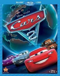 Cars 2 Blu-Ray+DVD - 10219794