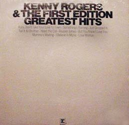 Kenny Rogers And The First Edition - Greatest Hits CD - 10408-2