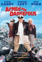 Armed And Dangerous DVD - 11031L DVDS