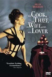 The Cook, The Thief, His Wife & The Lover DVD - 11060