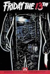 Friday The 13Th DVD - 11172 DVDW