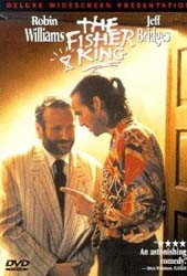 The Fisher King DVD - 12490 DVDS