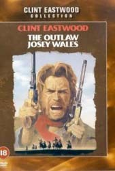 The Outlaw Josey Wales DVD - 12588 DVDW