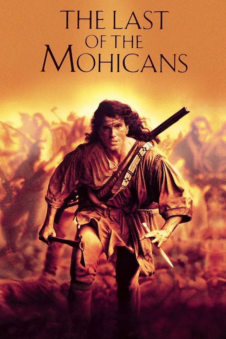 The Last of the Mohicans DVD - 12619 DVDW