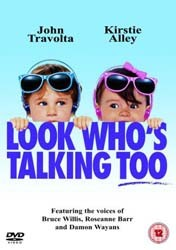 Look Who's Talking Too DVD - 12842 DVDS