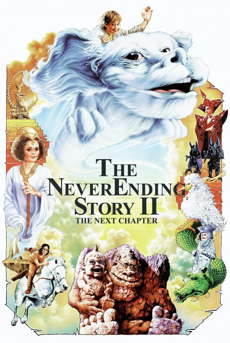 The Neverending Story II: The Next Chapter DVD - 13278 DVDW