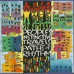 A Tribe Called Quest - People's Instinctive Travel And The Paths CD - 13312J