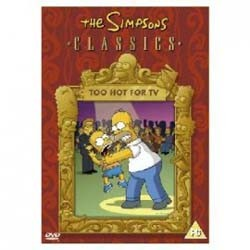 The Simpsons - Too Hot For Tv DVD - 14101 DVDF