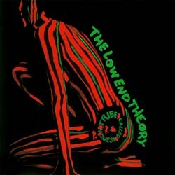 A Tribe Called Quest - Low End Theory CD - 14182J