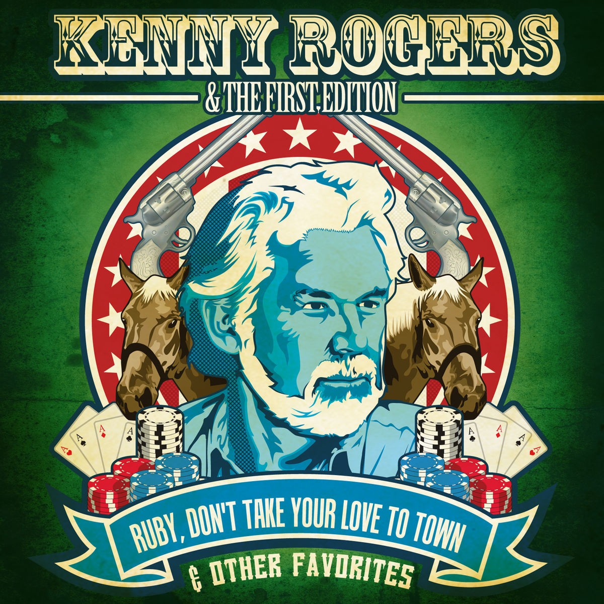 Kenny Rogers - Ruby, Don't Take Your Love to Town CD - 142.021