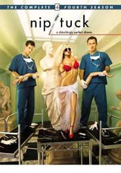 Nip/Tuck Season 4 DVD - 14229 DVDW