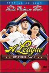 A League Of Their Own DVD - 14589 DVDS
