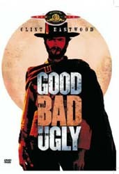 The Good  The Bad And The Ugly DVD - 15813 DVDF