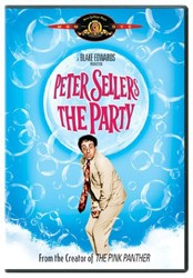 The Party DVD - 15881 DVDF
