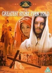 The Greatest Story Ever Told DVD - 1635101009