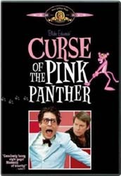 Curse Of The Pink Panther DVD - 16583 DVDF