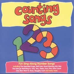Counting Songs CD - 1857815823