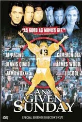 Any Given Sunday Directors Cut DVD - 18821 DVDW