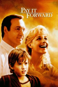 Pay It Forward DVD - 18877 DVDW